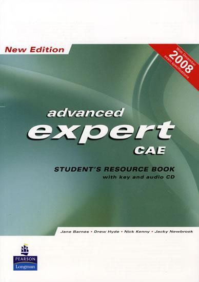 Expert CAE 2008 Students´ Resource Book w/ CD Pack (w/ key)