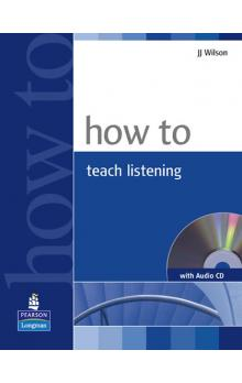 How to Teach Listening w/ Audio CD Pack