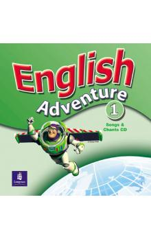 English Adventure Level 1 Songs CD