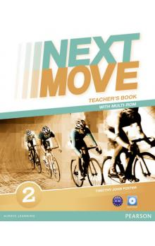 Next Move 2 Teacher´s Book w/ Multi-Rom Pack