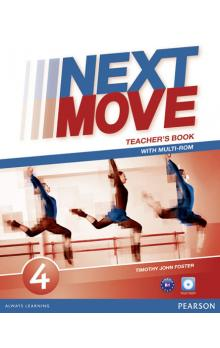 Next Move 4 Teacher´s Book & Multi-ROM Pack