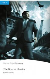 PER | Level 4: The Bourne Identity Bk/MP3 Pack