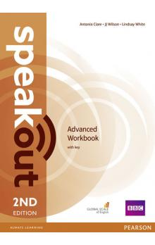Speakout 2nd Edition Advanced Workbook w/ key