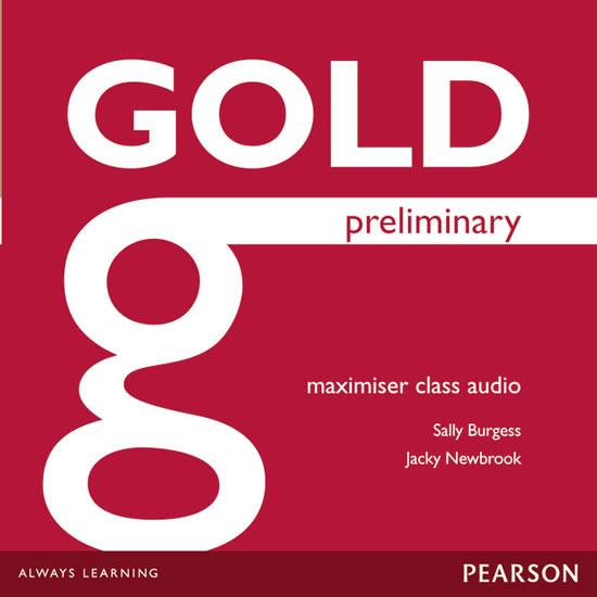 Gold Preliminary 2014 Maximiser Class Audio CDs