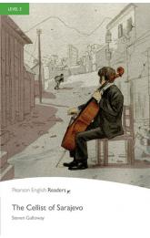 PER | Level 3: The Cellist of Sarajevo Bk/MP3 Pack