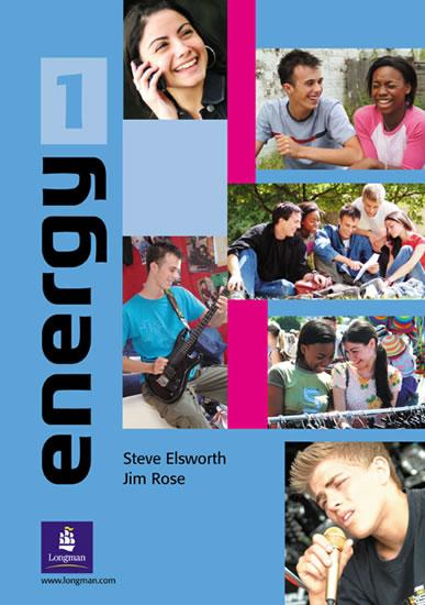Energy 1 Students´ Book plus notebook