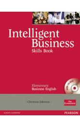 Intelligent Business Elementary Skills Book w/ CD-ROM Pack