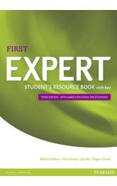 Expert First 3rd Edition Students´ Resource Book w/ key