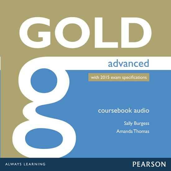 Gold Advanced 2015 Class Audio CDs