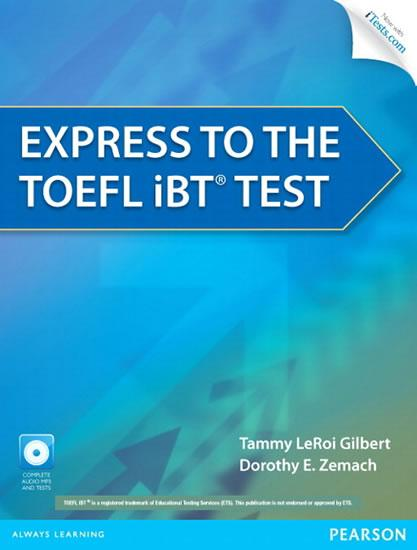Express to the TOEFL iBT® Test w/ CD-ROM