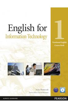 English for IT 1 Coursebook w/ CD-ROM Pack