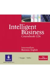 Intelligent Business Intermediate Course Book Audio CD 1-2