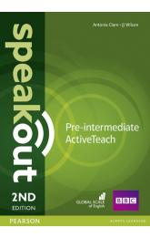 Speakout 2nd Edition Pre-Intermediate Active Teach