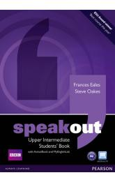Speakout Upper Intermediate Students´ Book w/ DVD/Active Book/MyEnglishLab Pack