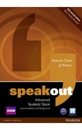 Speakout Advanced Students´ Book w/ DVD/Active Book/MyEnglishLab Pack