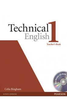 Technical English 1 Teacher´s Book w/ Test Master CD-ROM Pack
