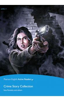 PEAR | Level 4: Crime Story Collection Bk/Multi-ROM with MP3 Pack
