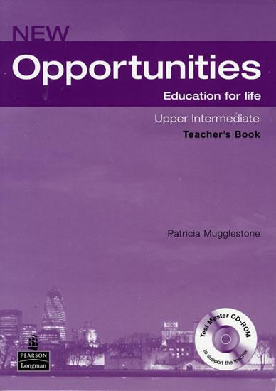 New Opportunities Upper Intermediate Teacher´s Book Pack