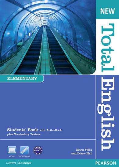 New Total English Elementary Students´ Book w/ Active Book Pack