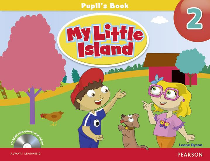 My Little Island 2 Students´ Book w/ CD-ROM Pack