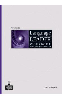 Language Leader Advanced Workbook With Key and Audio CD Pack