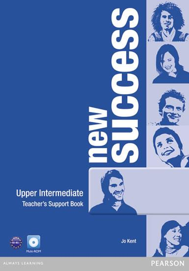New Success Upper Intermediate Teacher´s Book w/ DVD-ROM Pack