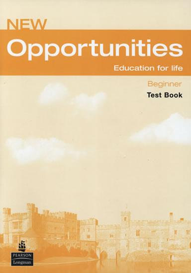New Opportunities Beginner Test CD Pack