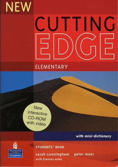 New Cutting Edge Elementary Students´ Book w/ CD-ROM Pack
