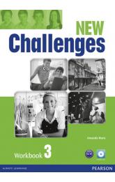 New Challenges 3 Workbook w/ Audio CD Pack