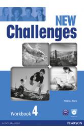 New Challenges 4 Workbook w/ Audio CD Pack