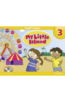 My Little Island 3 Students´ Book w/ CD-ROM Pack