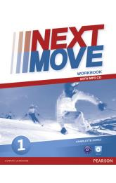 Next Move 1 Workbook w/ MP3 Audio Pack