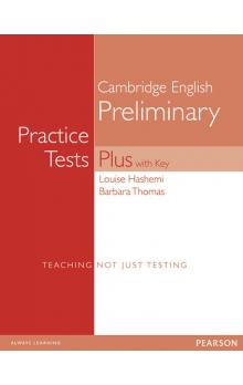 PET Practice Tests Plus with Key New Edition