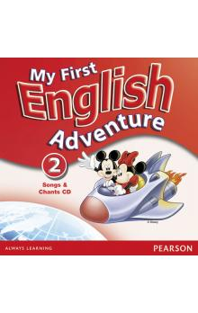 My First English Adventure 2 Songs CD