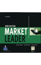 Market Leader New Edition Pre-Intermediate Class CD (2)