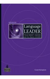 Language Leader Advanced Teacher´s Book w/ Test Master CD-ROM Pack