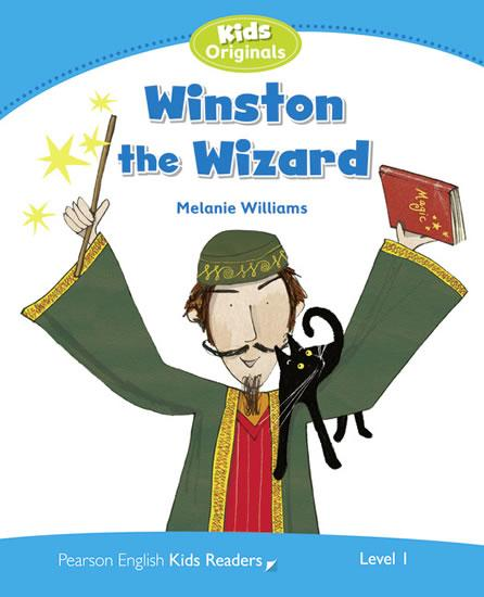 PEKR | Level 1: Winston the Wizard