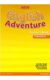 New English Adventure Starter B Teacher´s Book