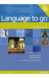 Language to Go Intermediate Students´ Book