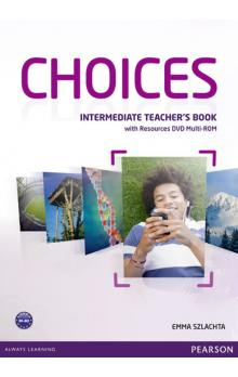 Choices Intermediate Teacher´s Book w/ Multi-Rom Pack
