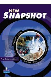 Snapshot  New Edition Pre-Intermediate Student´s Book
