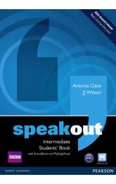 Speakout Intermediate Students´ Book w/ DVD/Active book/MyEnglishLab Pack