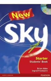New Sky Starter Students´ Book