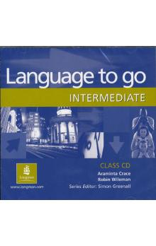 Language to Go Intermediate Class CD