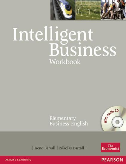 Intelligent Business Elementary Workbook w/ Audio CD Pack