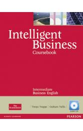 Intelligent Business Intermediate Coursebook w/ CD Pack