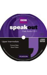 Speakout Upper Intermediate Class CD (x3)
