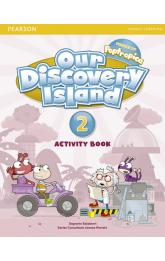 Our Discovery Island 2 Activity Book w/ CD-ROM Pack