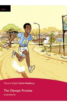 Pearson English Readers Edwards Lynda - Level 1: Olympic Promise Book and Multi-ROM with MP3 Pack