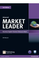 Market Leader 3rd Edition Advanced Teacher´s Resource Book w/ Test Master CD-ROM Pack
